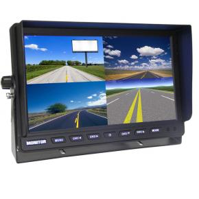10.1 Inch Car Quad Monitor