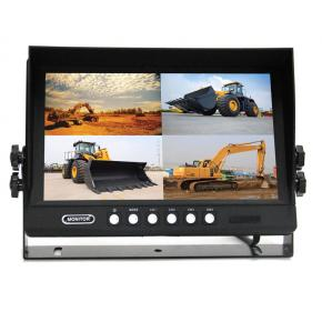 9 Inch Quad View Monitor