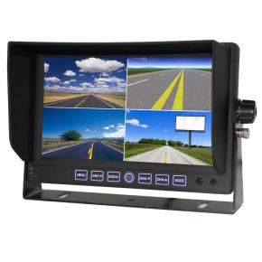 7 inch Quad security LCD Monitor