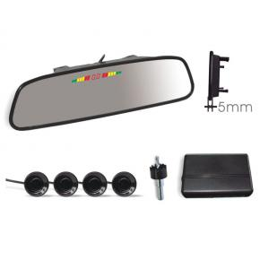 Rear-View Mirror Parking Sensor