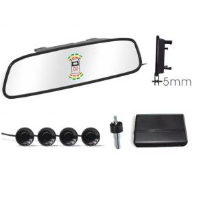 Rear View Mirror Parking Sensor