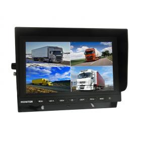 9 inch Lcd Car Quad Monitor