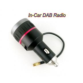 In-Car DAB Radio