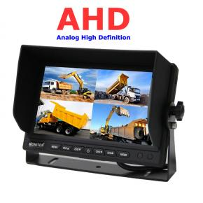 7 Inch AHD Car Quad Monitor
