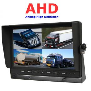 10.1 Inch AHD Car Quad Monitor