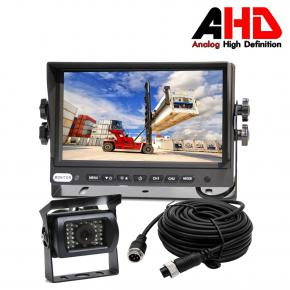 7inch Car AHD Monitor Camera System