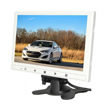 7 Inch Color LCD Backup Monitor